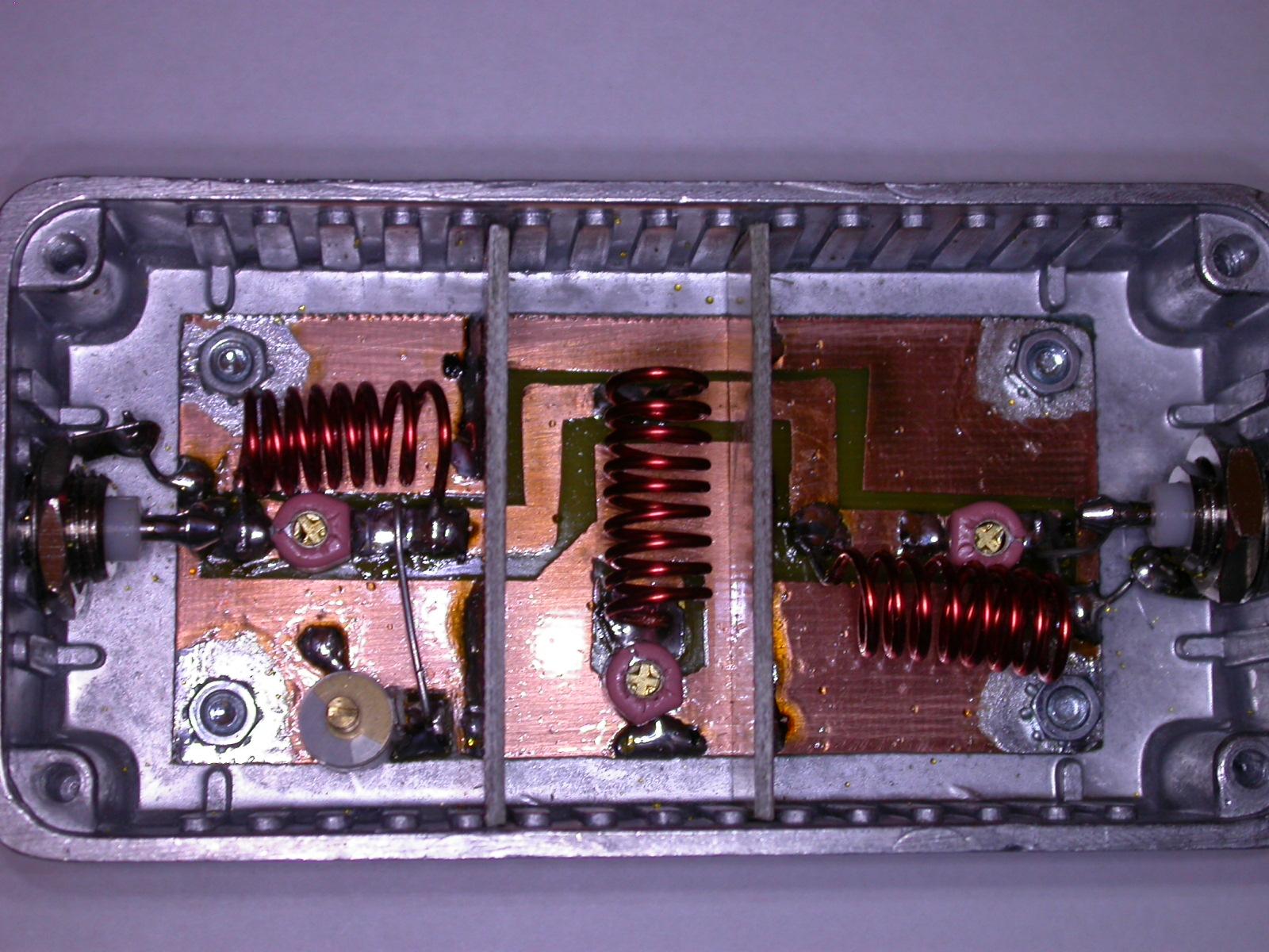 144 & 432 mhz filter